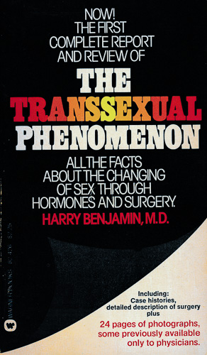 Harry Benjamin: The Transsexual Phenomenon