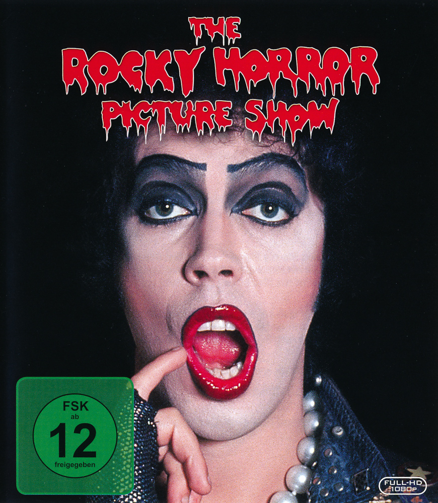 The Rocky Horror Picture Show, 1975.