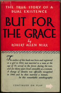 Robert Allen: But for the Grace, 1954.