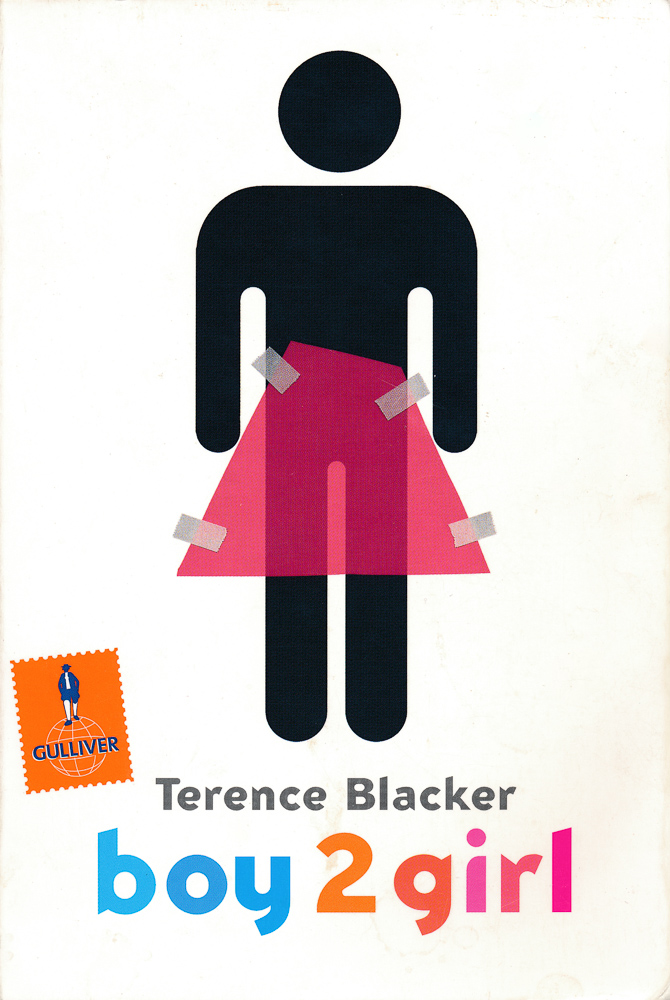 Terence Blacker: Boy2girl, 2006
