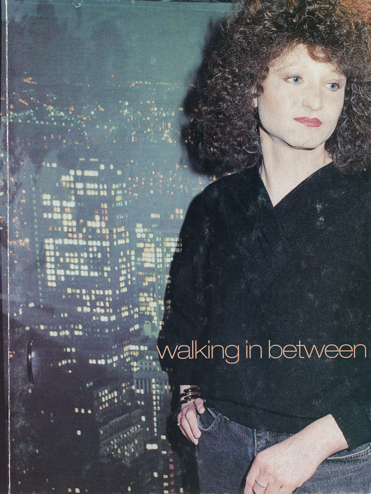 Ela Mergels: walking in between, 1998.